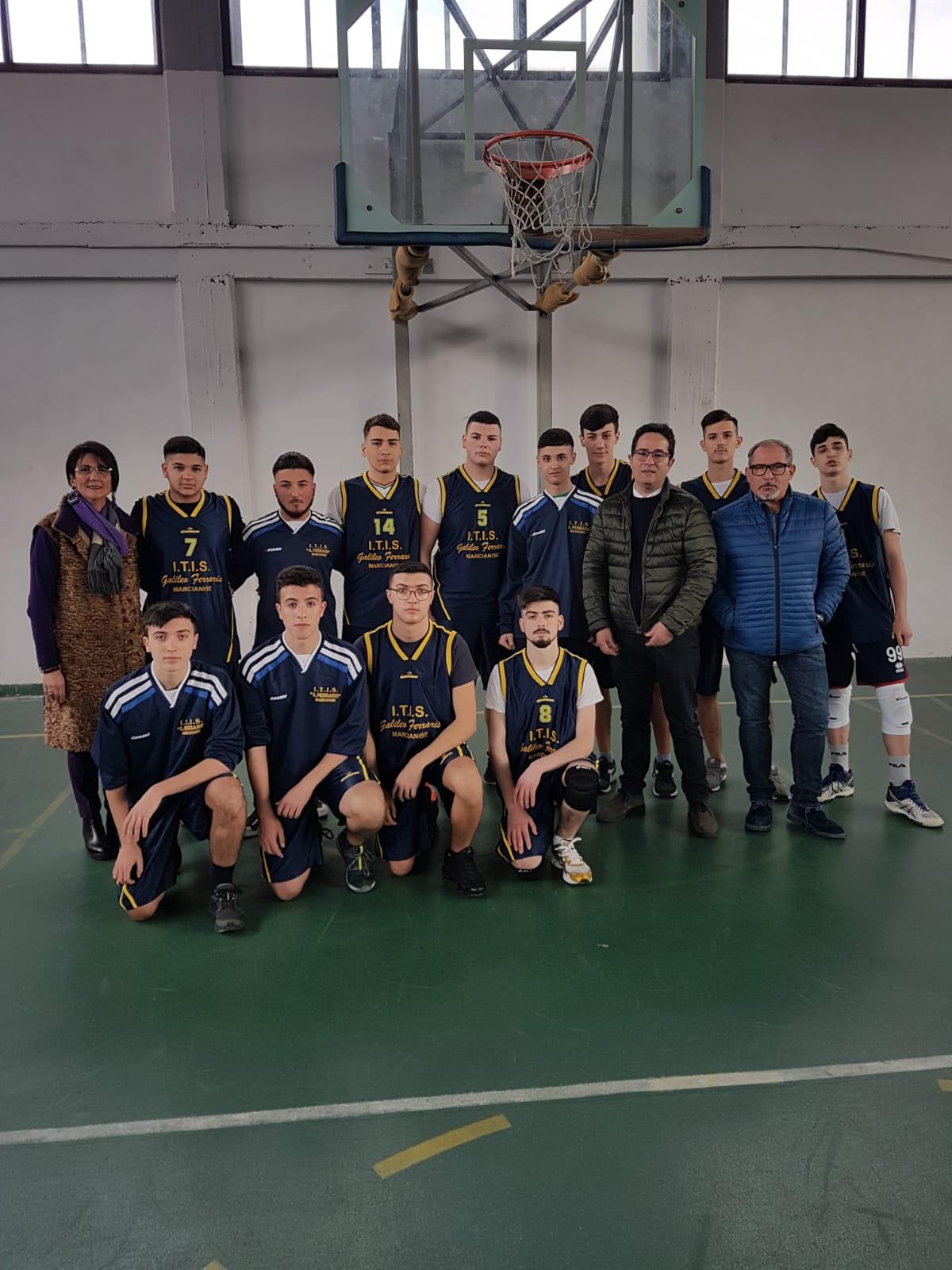 Torneo pallavolo Liceo Quercia