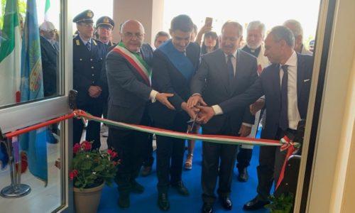 Inaugurazione Liceo Buccini