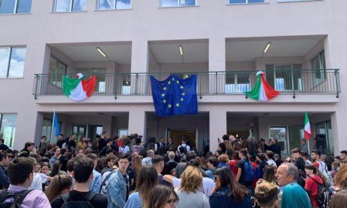 Inaugurazione Liceo