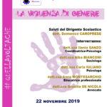 Violenza di genere 2019