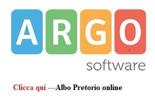Argo Albo Pretorio