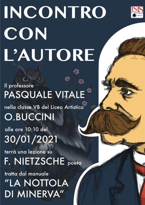Incontro con l'autore Pasquale Vitale